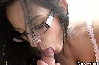 Small tittied amateur girlfriend banged.  girlfriend  ,  glasses  ,  tits   xxx porn