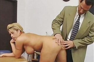 The schoolgirl passes examination!.  xxx porn