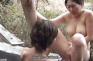 Rin Myus Lesbian Threesome Uncensored JAV.  sapphic erotica   xxx porn