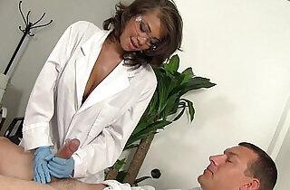 Hot Doctor Cassidy Banks Heals Her Patient.  xxx porn