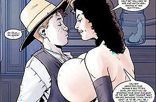 Comic House of Whores. Episode.  xxx porn