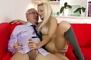 Older guy fucking cam girl.  young-old   xxx porn