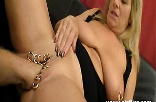 Huge fisting for her heavily pierced vagina.  xxx porn