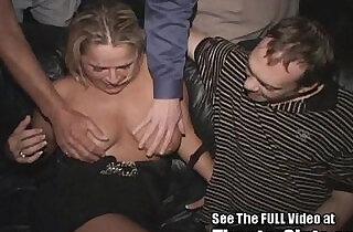 Blonde Slut Public Sex Celebration.  xxx porn