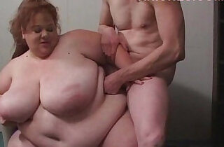 Extreme sex with big fat girl.  xxx porn