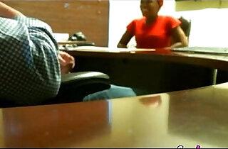 Beautiful ebony teen girl sucks dick in the office.  spycam  ,  sucking  ,  teen asian  ,  web cams   xxx porn