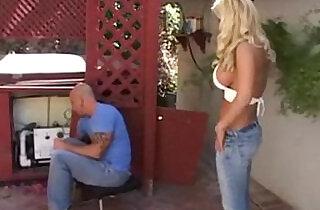 Gorgeous slut wife get fucked.  xxx porn