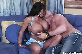 Lustfull big tits milf stepmom likes to swallow enormous dick till c.  tits   xxx porn