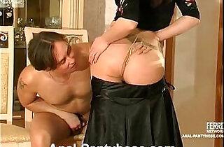 Anal Pantyhose 18.  xxx porn