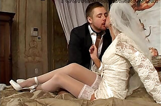 Young Goddess Just Married.  xxx porn