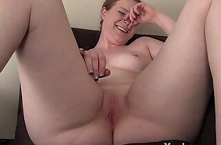 Small Breasted Claire Toying Pussy.  xxx porn