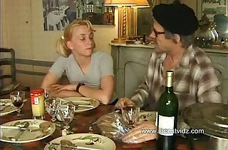 French father and daughter.  xxx porn