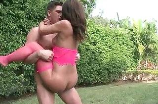Big ass babe Jada Stevens sucking.  xxx porn