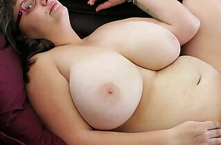 Betty fingers her hairy pussy.  xxx porn