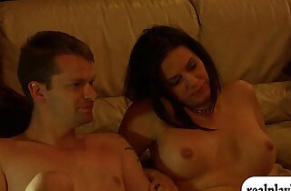 Swingers swap partners and hot groupsex in the bedroom.  xxx porn