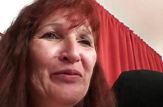 digoda: Hard 3some with oldie after strip poker